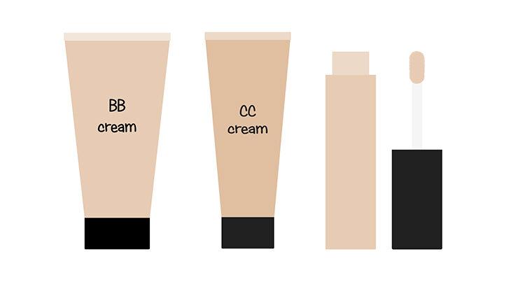 今更聞けない、BBクリームとCCクリームの違いとは!?