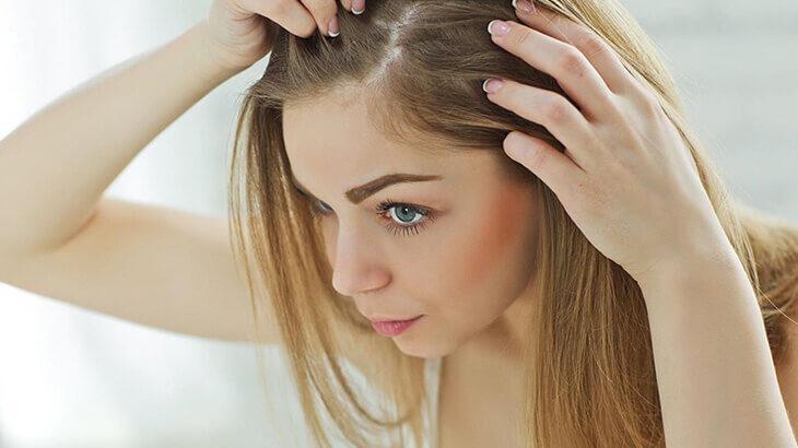 頭皮のベタつきを防いでサラサラヘアに!